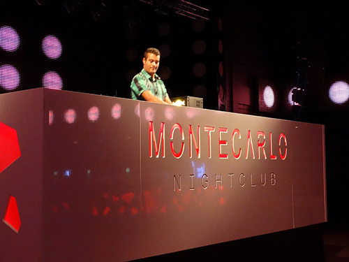 Jeffo Ray - Club Monte Carlo